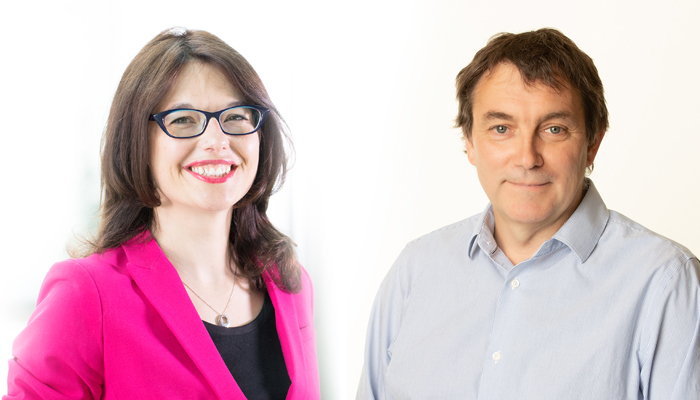McMaster professors Dawn Bowdish and Michael Surette are leading two studies on COVID-19.